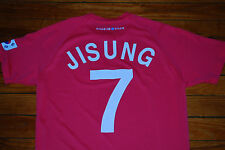 NEW #7 Jisung Ji Sung Park South Korea Soccer Team Jersey (Medium)