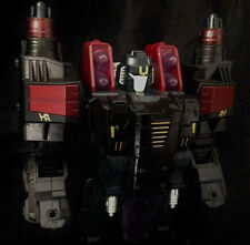 Cool Custom G1 VINTAGE Transformers Age of Extinction JHIAXUS Supreme Class 20""