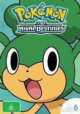 Pokemon Rival Destinies Season 15 (DVD, 2014, 6-Disc Set)