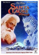 DISNEY DVD  Santa Clause è nei guai - live
