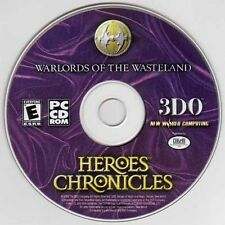 Pc: Heroes Chronicles-seigneurs de guerre of the wasteland NEUF
