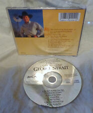GEORGE STRAIT--CHILL OF AN EARLY FALL--((NO FRONT COVER))--10 SONG CD--L@@K
