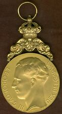 Undated Belgium Award Medal With King Leopold III Obverse, engraved by Rau