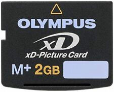 2GB XD M+ MEMORY CARD (new) for OLYMPUS   CAMERA'S