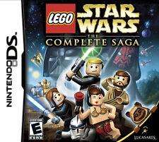 Lego Star Wars: The Complete Saga - Nintendo DS Game