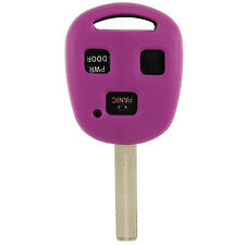Brand New Purple Lexus and Toyota Remote Head Key Protective Silicone Case