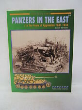Armor At War Series Concord Panzers in the East 1 Michulec 1997 Illustrated DF