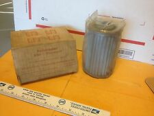 Schroeder filter; may be air filter for mine equipment.  Item:  9282