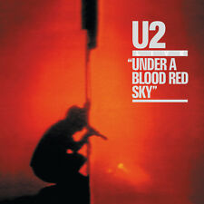 U2 - UNDER A BLOOD RED SKY (FIRST GERMANY PRESS)