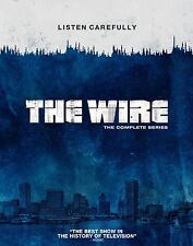 THE WIRE SERIES 1-5 1 2 3 4 5 COMPLETE BLU RAY BOX SET NEW SEASONS