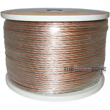 14 Gauge 500' Feet High Quality Speaker Wire Cable Home or Car Audio