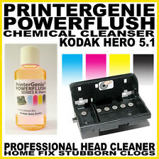 Printer Head Cleaning Kit: Kodak Hero 5.1 Compatible - Professional Nozzle Clean
