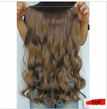 MEDIUM GINGER BROWN #10 halo style FLIPIN style HAIR EXTENSIONS PRINCESS TRESSES