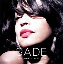 The Ultimate Collection Sade Music-Good Condition