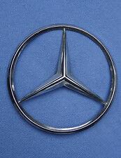 Mercedes Benz - Stern vom Heckdeckel - Heckdeckelstern - Chromstern vom Heck