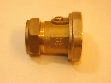 "5 X PUMP VALVES 1 1/2"" X 28mm FOR PUMP ISOLATION BALL TYPE VAT AND DEL INCLUDED"