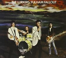 The Lurkers Fulham Fallout CD+Bonus Tracks NEW SEALED Punk Ain't Got A Clue+