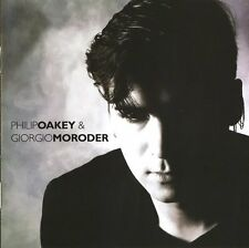 PHILIP OAKEY & AND GIORGIO MORODER ( NEW CD ) REMASTERED + BONUS TRACKS (PHIL)