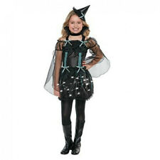 Light Up Witch Halloween Costume Small 4-6