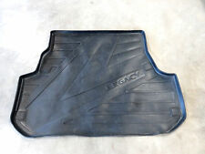 96-99 SUBARU LEGACY OUTBACK RUBBER MAT ALL WEATHER TRUNK REAR HATCH LINER OEM