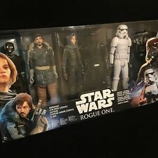 "Star Wars Rogue One SIX 12"" Action Figures Incl. K-2SO Boxed New Toy Sale"