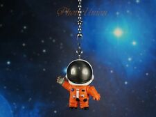 Space Astronaut Pressure Suit Ceiling Fan Pull Light Lamp Chain Decoration A643L