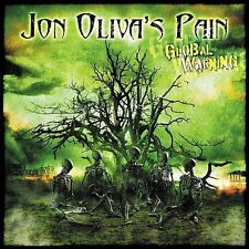Jon Olivas Pain Global Warning CD