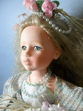 "ROBIN WOODS ""LITTLE LADY OF THE LAKE"" 14 INCH DOLL~DATED JULY 3, 1990~MINT/BOX!"