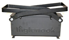 Inglenook ECO Paper Log Fire Brick Press Briquette Maker Fire 156