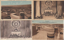 Lot 4 cartes postales anciennes GUERRE 14-18 WW1 MARNE NAVARIN