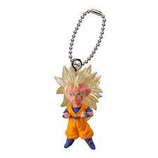Dragon Ball Z UDM Mascot Swing PVC Keychain Figure SD SS3 Future Gohan @6504