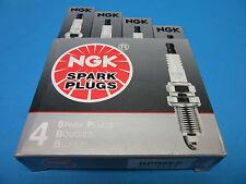 Set of 4 NEW Genuine NGK 2382 Spark Plugs OEM# BKR5ES11 Made in Japan Consistant