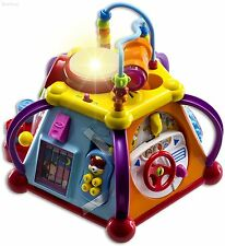 WolVol - Happy Small World Formative Education Interactive Baby Toy