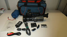 Sony DSR-PD170 Camcorder with case and bundle