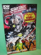 Star Trek Doctor Who Assimilation 2 Squared #8 IDW Comics Comic VF/NM