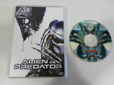 ALIEN VS PREDATOR DVD CASTELLANO ENGLISH + EXTRAS EDICION ESPAÑOLA