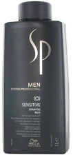 Shampoo SensitiVe Champu Just Men 1000ML Wella System ProfesionaL