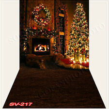 Christmas10'x20'Computer/Digital Vinyl Scenic Photo Backdrop Background SV217B88