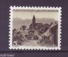 Liechtenstein Nr.   284  *  Gemeinden  Bendern