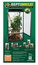 Zoo Med ReptiBreeze Open Air Screen Cage. Large Reptile Cage. 18 x 18 x 36