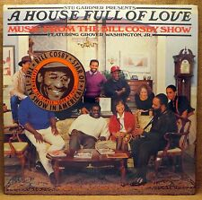 SEALED SOUL LP: HOUSE FULL OF LOVE, GROVER WASHINGTON JR BILL COSBY SHOW Gardner
