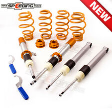 MSR STREET COILOVER KIT For 06-09 VW MK5 RABBIT/JETTA/GTI/R32 - Golden