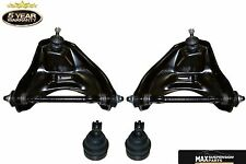 Suspension Upper Control Arms and Lower Ball Joints  2WD
