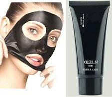 Unisex Black Clay Mask Deep Cleansing Blackhead Remover Peel Acne Treatment 60ML