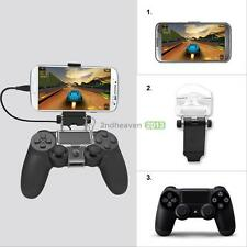 For PlayStation PS4 Game Pad Controller Android Smart Phone Clip Mount Holder