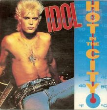 Billy Idol Hot In The City exterminator MIx  12""