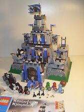 Grande ritterburg de Morcia, Castle of Morcia, Knight 's Kingdom, LEGO ® set 8781