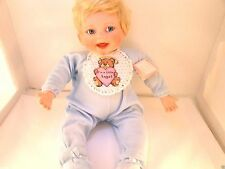 I'm a Little Angel - Kathy Barry-Hippensteel, Ashton-Drake Doll