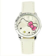 Reloj de diseño blanco HELLO KITTY white watch A1053