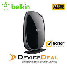 Belkin F9K1102 AU N600 Dual Band N+ Router with MultiBeam Technology - NBN Ready